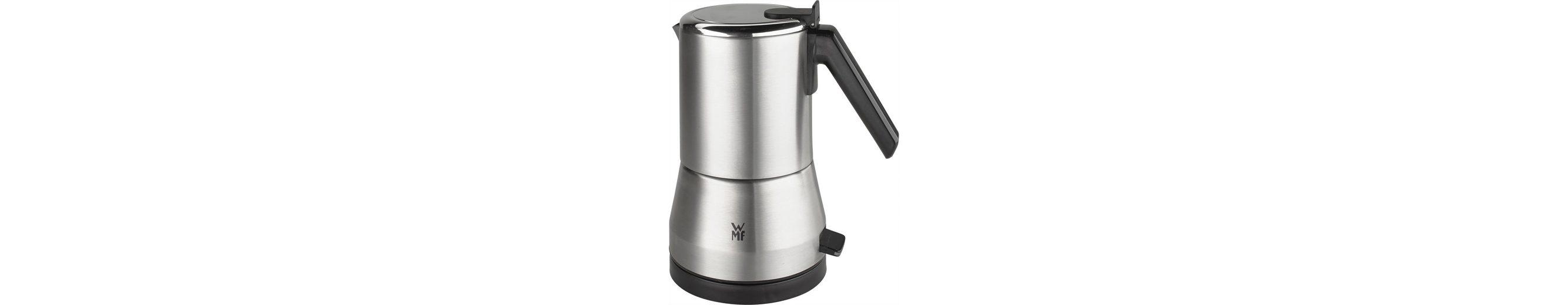 WMF KÜCHENminis® Espressokocher für 2-4 Tassen, Cromargan® matt
