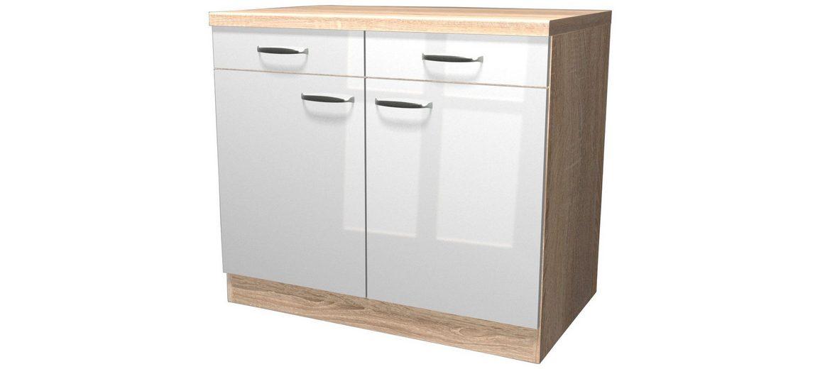 Küchenunterschrank »Florenz«, Breite 100 cm