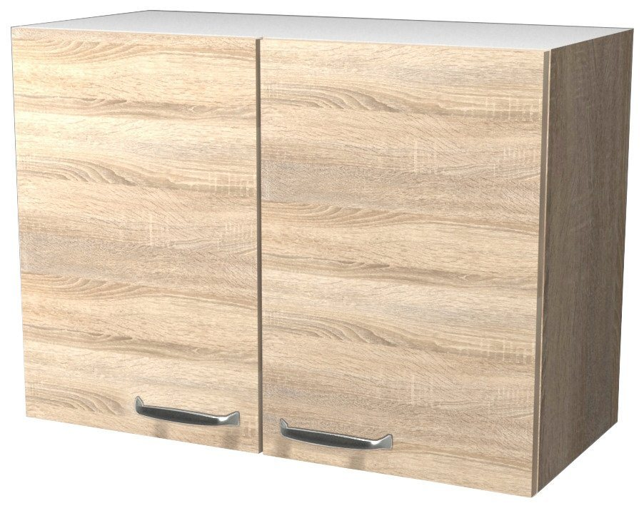 Küchenhängeschrank »Florenz«, Breite 80 cm in eichefarben sonoma