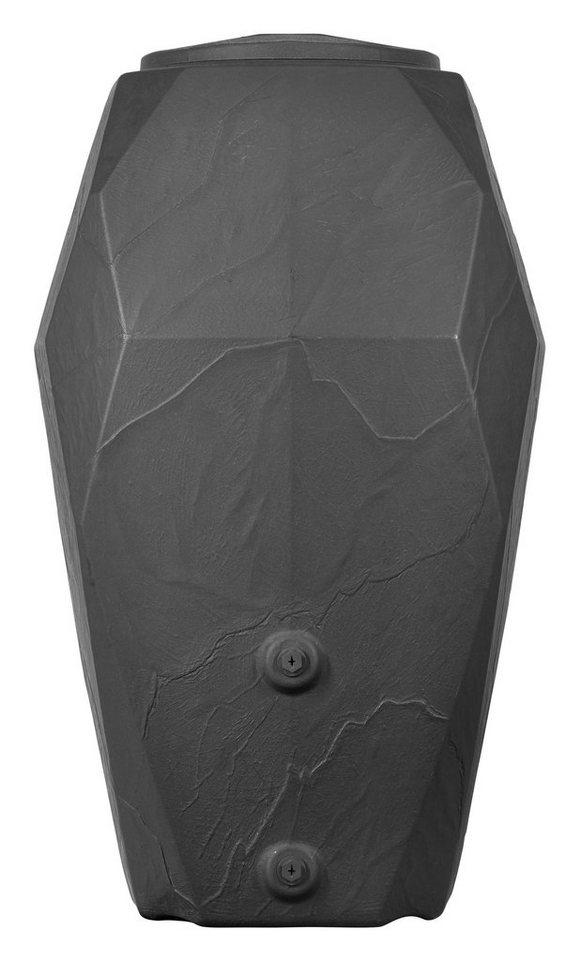 prosperplast regentonne canyon s bxtxh 68x62x118 cm. Black Bedroom Furniture Sets. Home Design Ideas