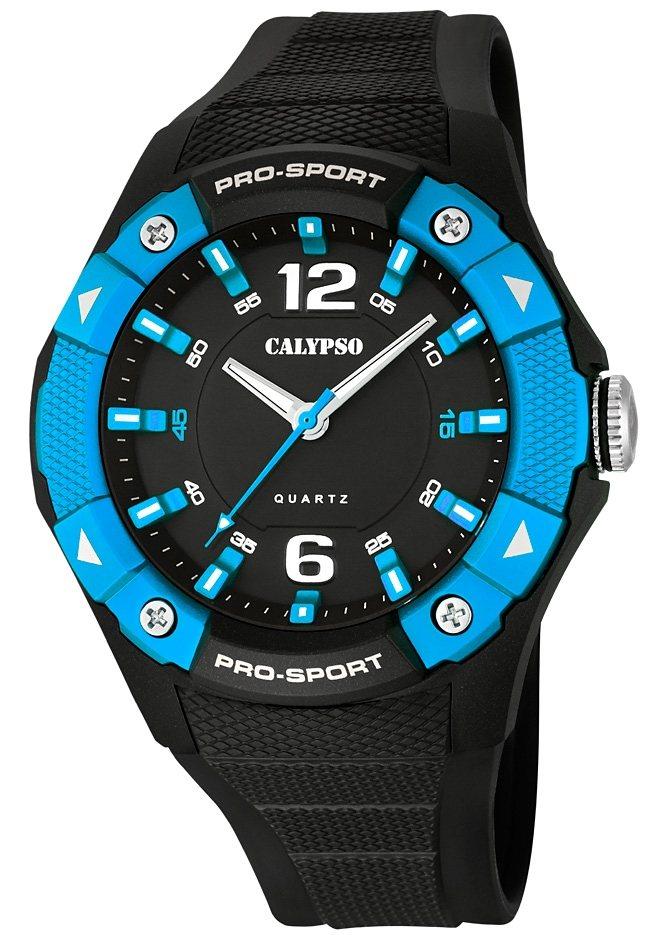 Calypso Armbanduhr, »K5676/6« in schwarz
