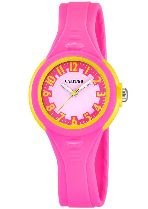 Calypso Armbanduhr, »K5686/3« in pinkfarben