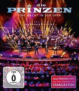 Blu-ray »Eine Nacht in der Oper«