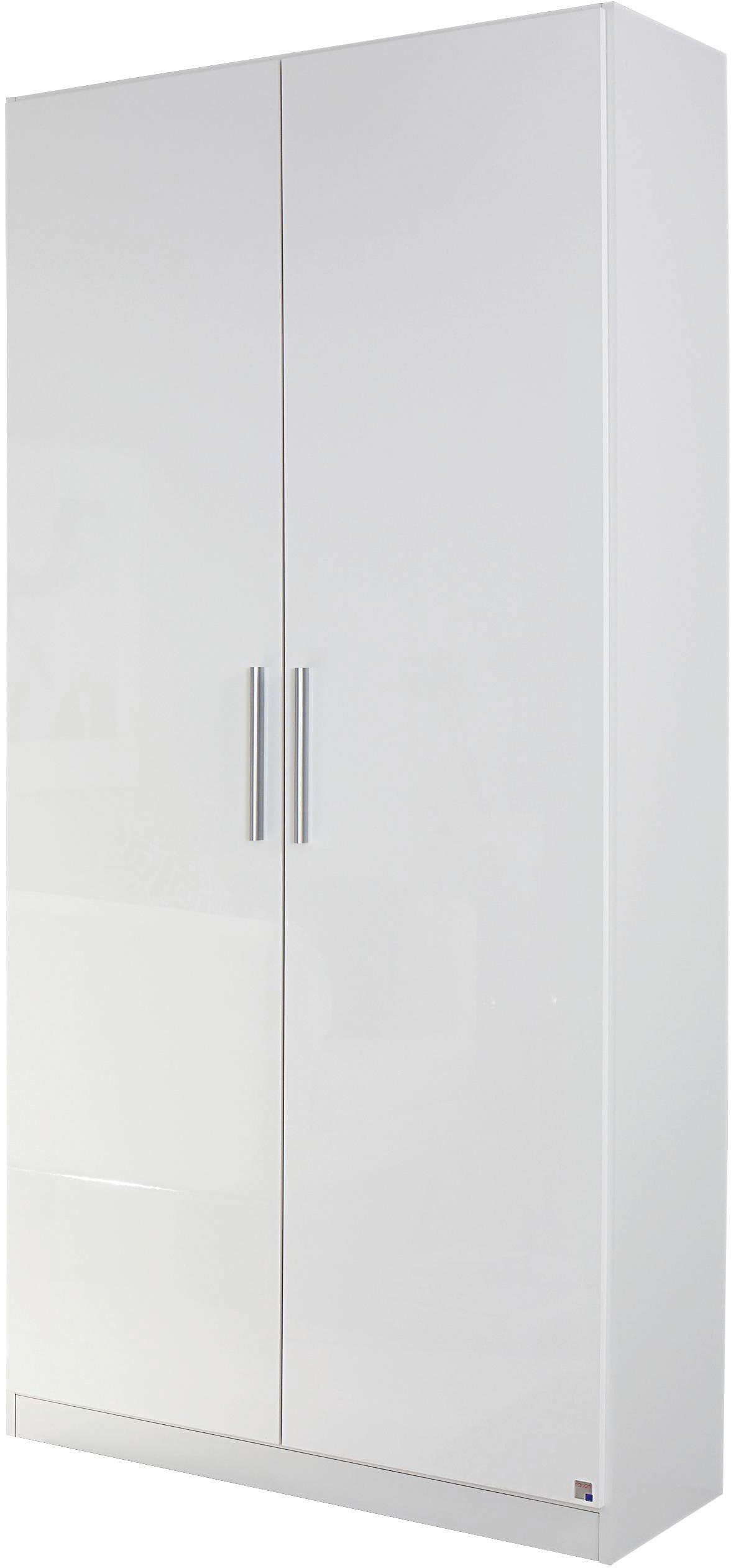 rauch Garderobenschrank »Minosa«, Breite 91 cm | Flur & Diele > Garderoben > Garderobenschränke | Weiß | Melamin | rauch
