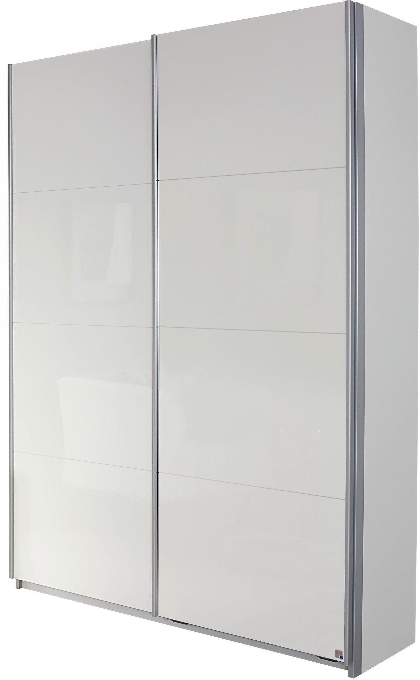 rauch Garderobenschrank »Minosa«, Breite 136 cm | Flur & Diele > Garderoben > Garderobenschränke | Weiß | Melamin | rauch