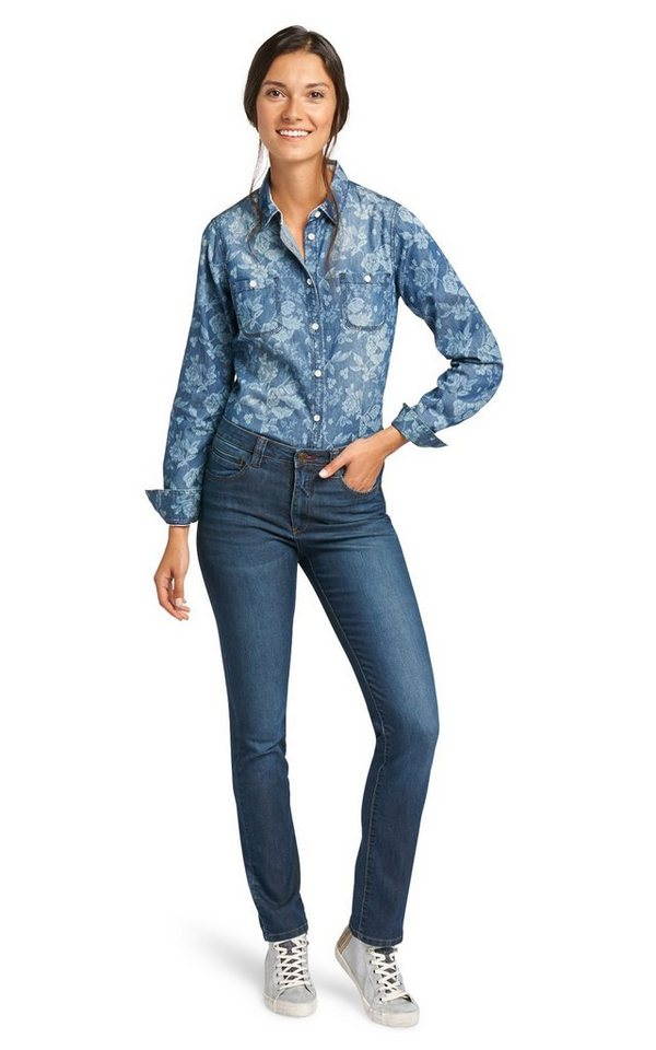 H.I.S Jeans »Marylin, Stretch-Qualität« in navy blue