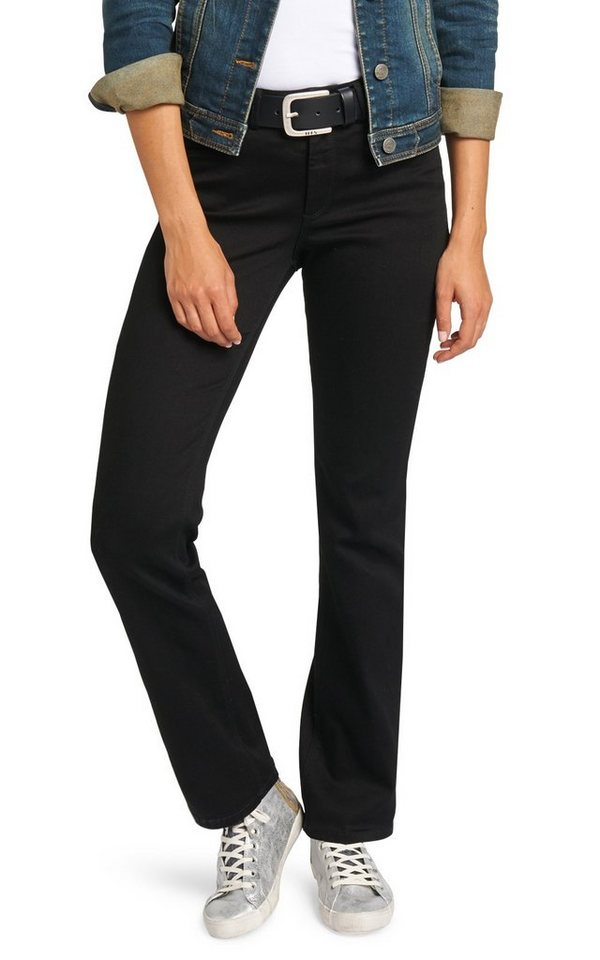 H.I.S Jeans »Coletta, cleaner look« in deep black