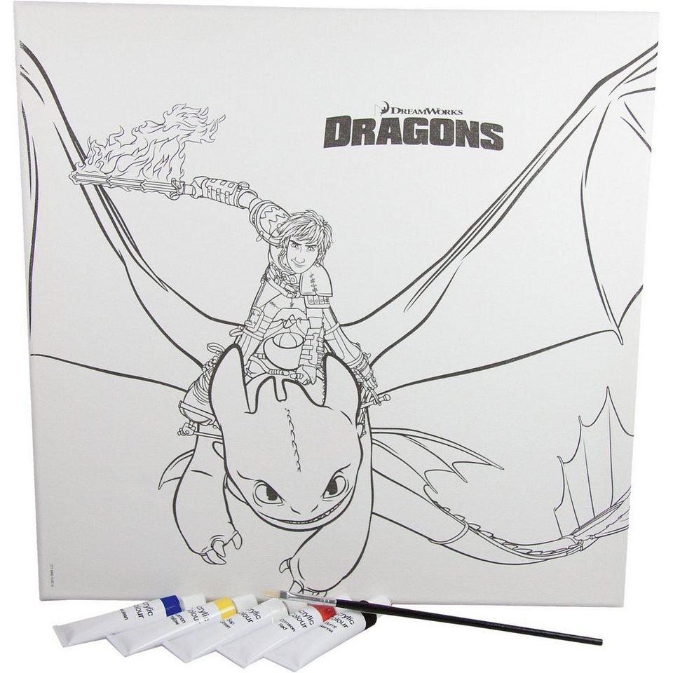 P:OS Malset Dragons 1, 7-tlg.