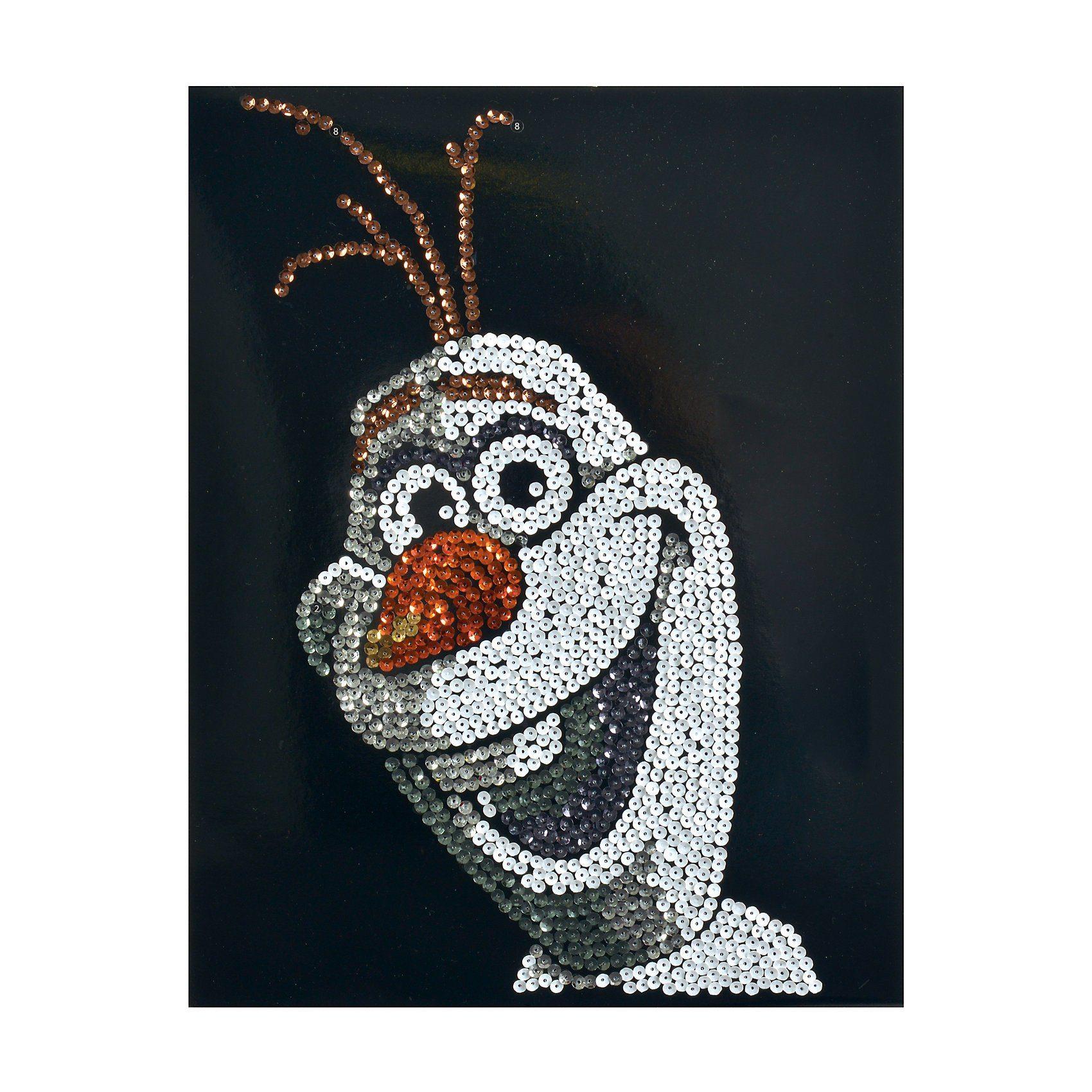 Simba Disney Sequin Fun Die Eiskönigin-Olaf