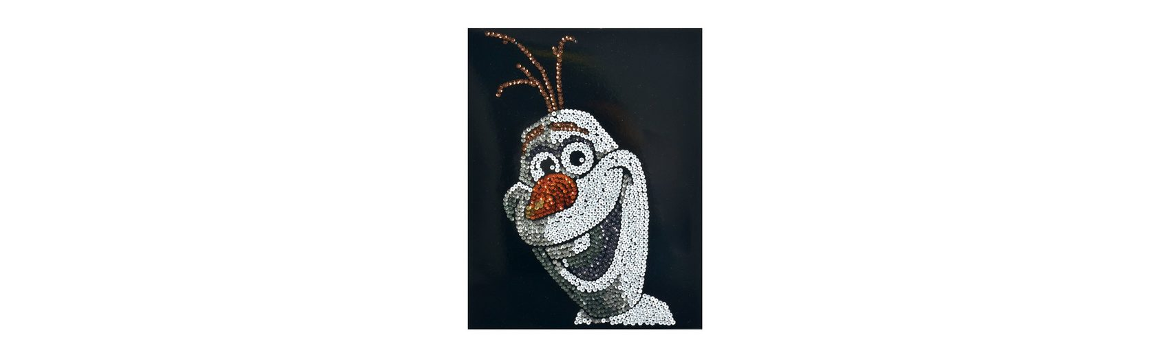 Simba Disney Sequin Fun Die Eiskönigin-Olaf