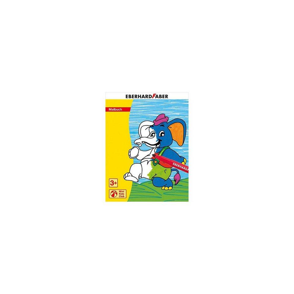 Eberhard Faber Mini Kids Club Malbuch