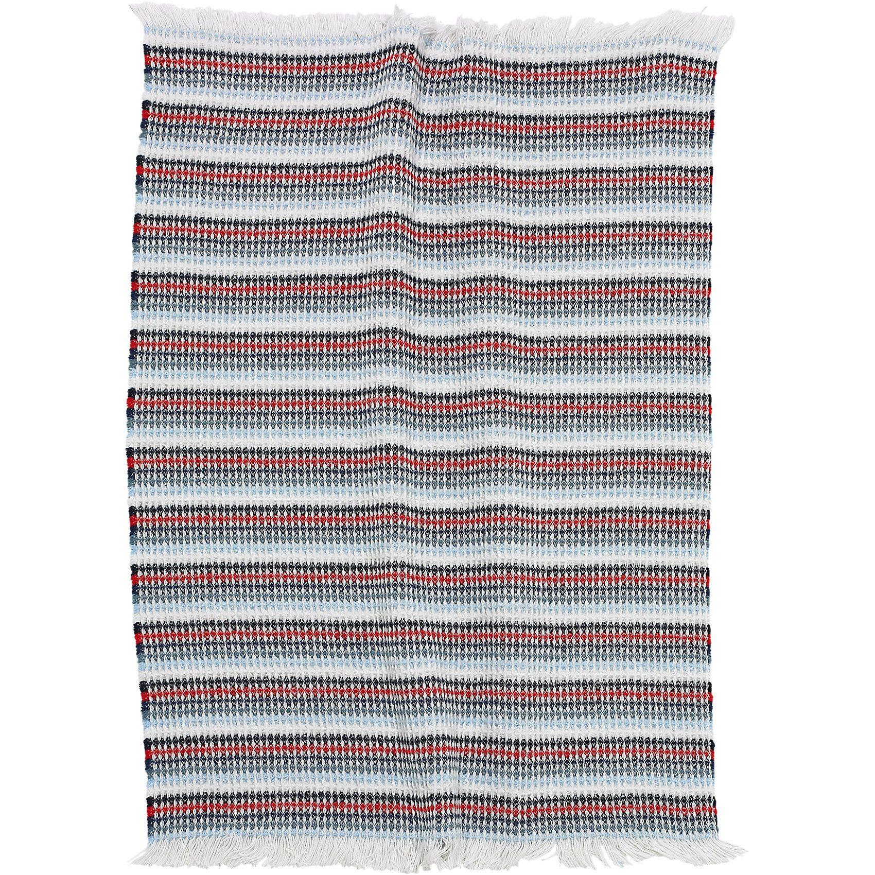 Alvi Babydecke, Baumwolle, bunt, 75 x 110 cm