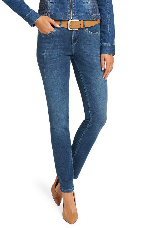 H.I.S Jeans »Monroe« in comfort blue