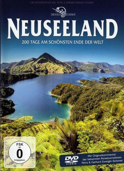 DVD »Neuseeland - 200 Tage Traumreise am schönsten...«