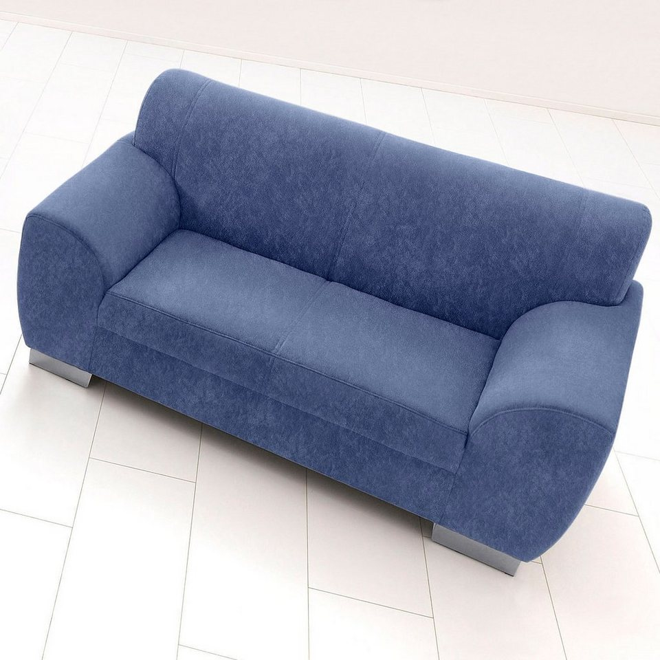 2-Sitzer in blau