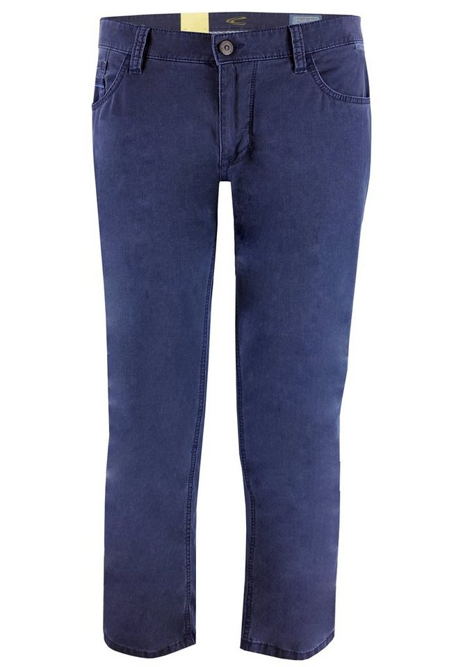 camel active Stretch Chino in Blau