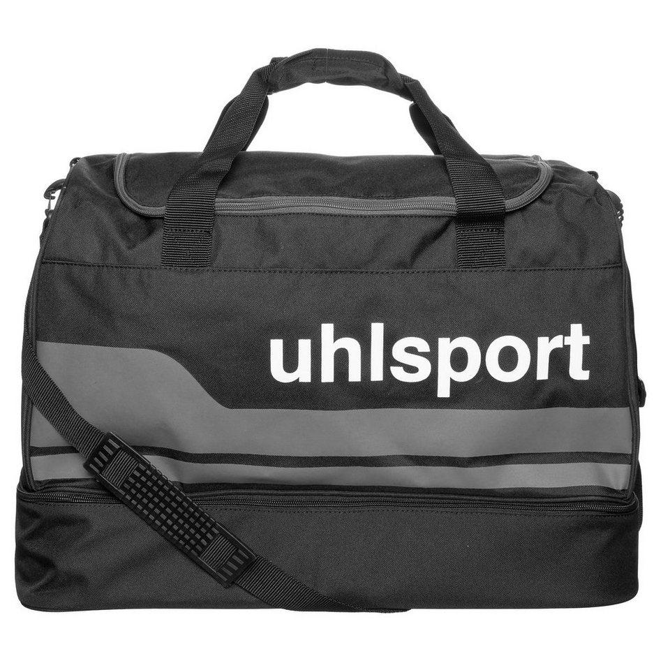 UHLSPORT Basic Line 2.0 50 L Spielertasche in schwarz/anthrazit