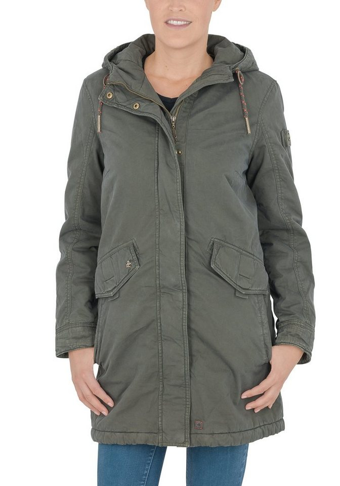 Redpoint Parka »Loona« in oliv