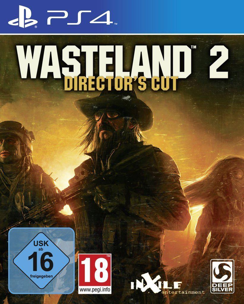 Deep Silver Playstation 4 - Spiel »Wasteland 2 Director's Cut«