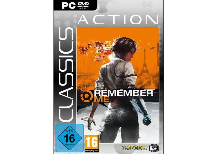 Capcom PC - Spiel »Remember Me (Action Classics)«