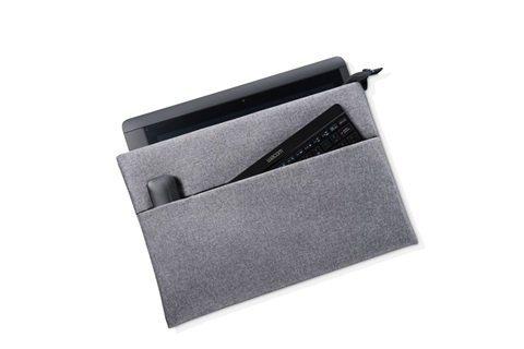 Wacom Tasche »CINTIQ SOFT CASE (GREY)«