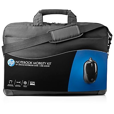 """HP Tasche »Notebook Mobility-Kit 16""""«"""