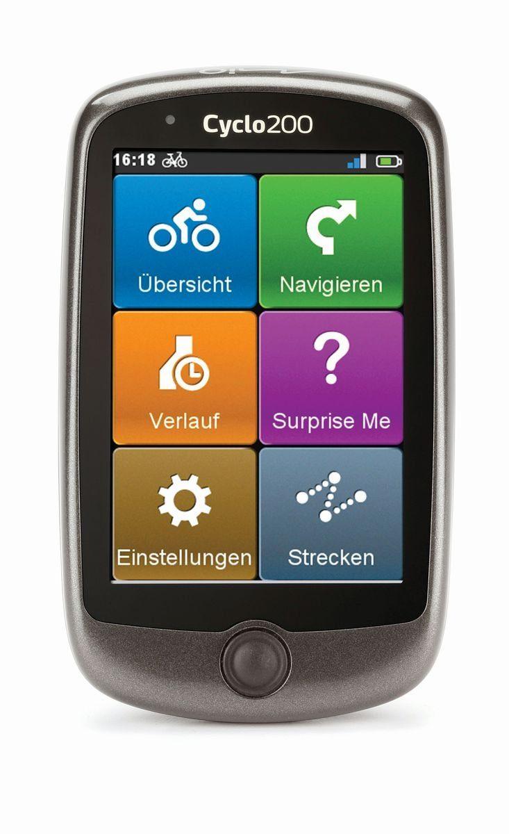 Mio Outdoor-Navigationsgerät »Cyclo 200 (Westeuropa)«