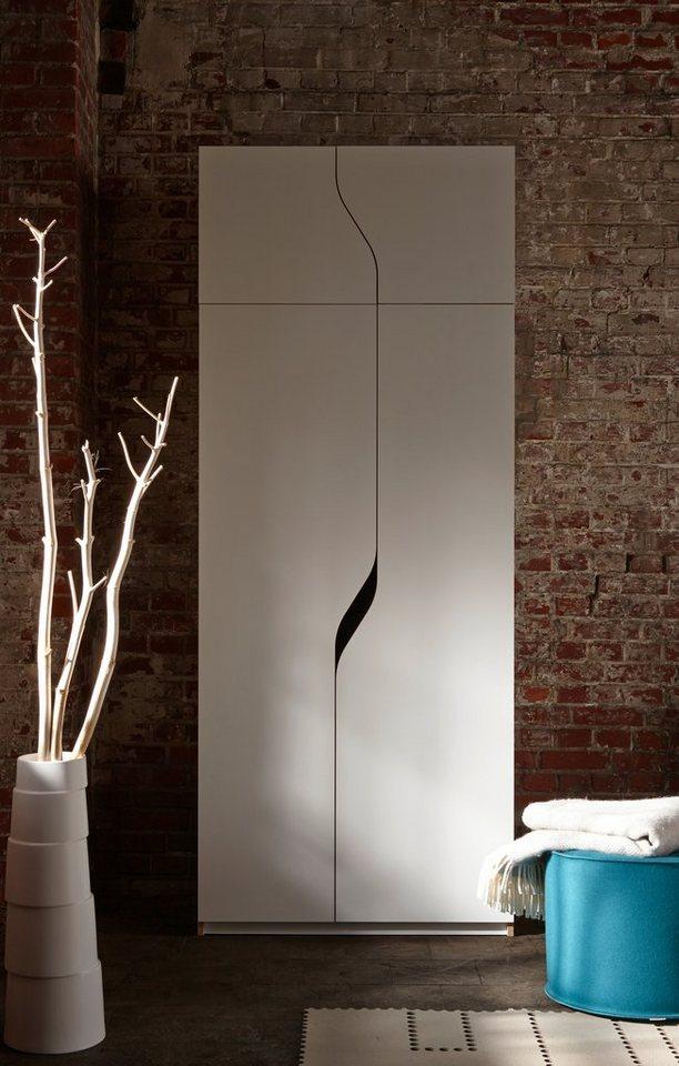 m ller kleiderschrank plane mit 6 verschiedenen. Black Bedroom Furniture Sets. Home Design Ideas