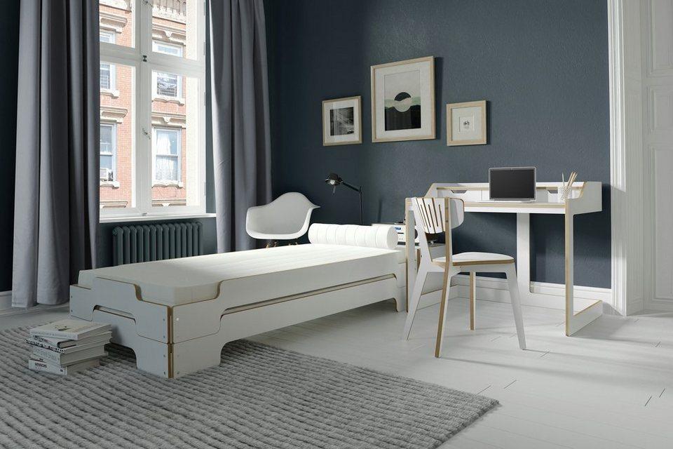 Müller Stapelbett »STAPELLIEGE Komfort«, Designklassiker