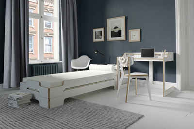 müller möbelwerkstätten Design Liege »STAPELLIEGE« Komforthöhe, Designklassiker seit 1966 Sale Angebote