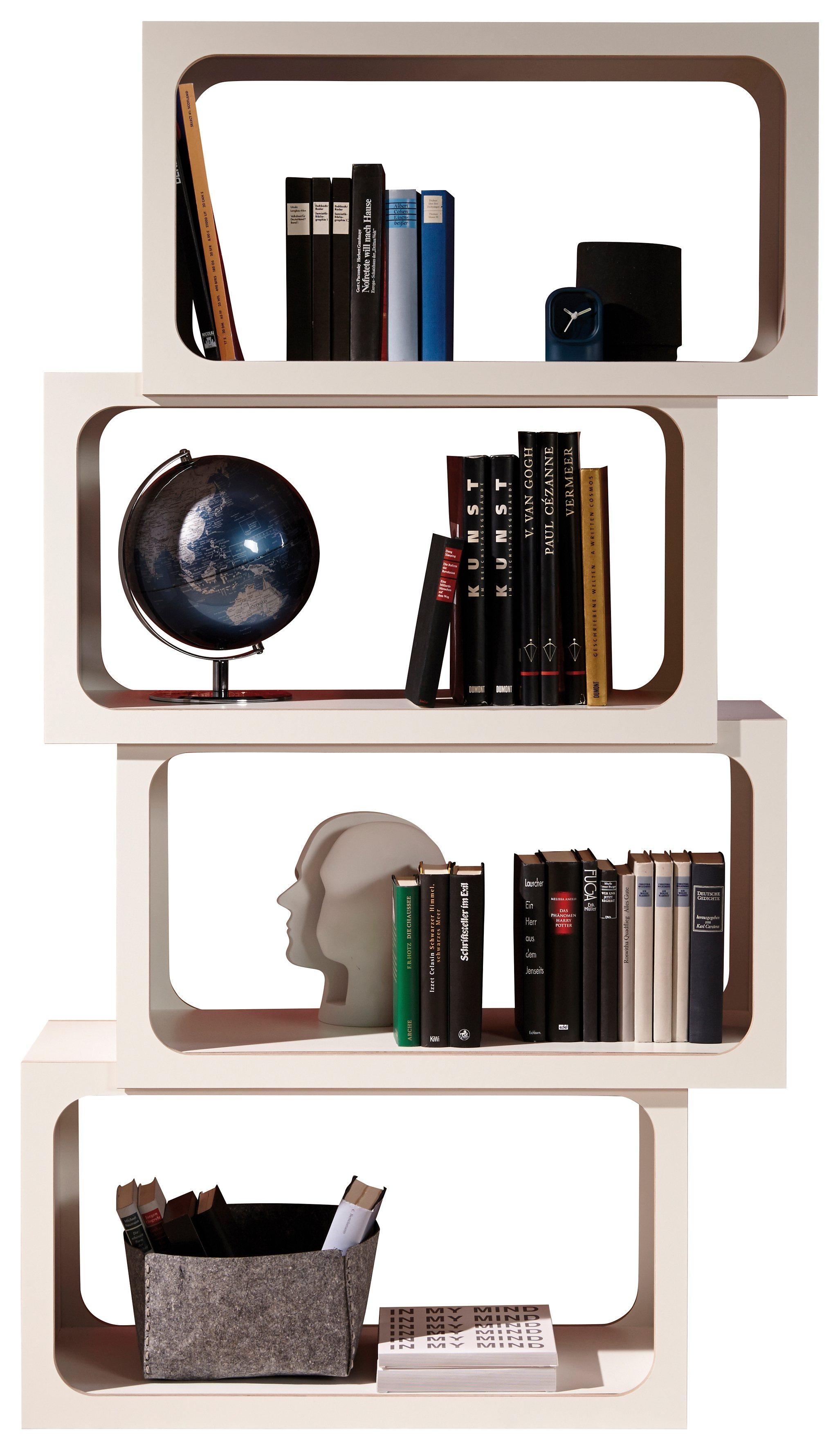 müller möbelwerkstätten® Wandbefestigung für Regalsystem »BOXIT« | Wohnzimmer > Regale > Regalsysteme | müller möbelwerkstätten®