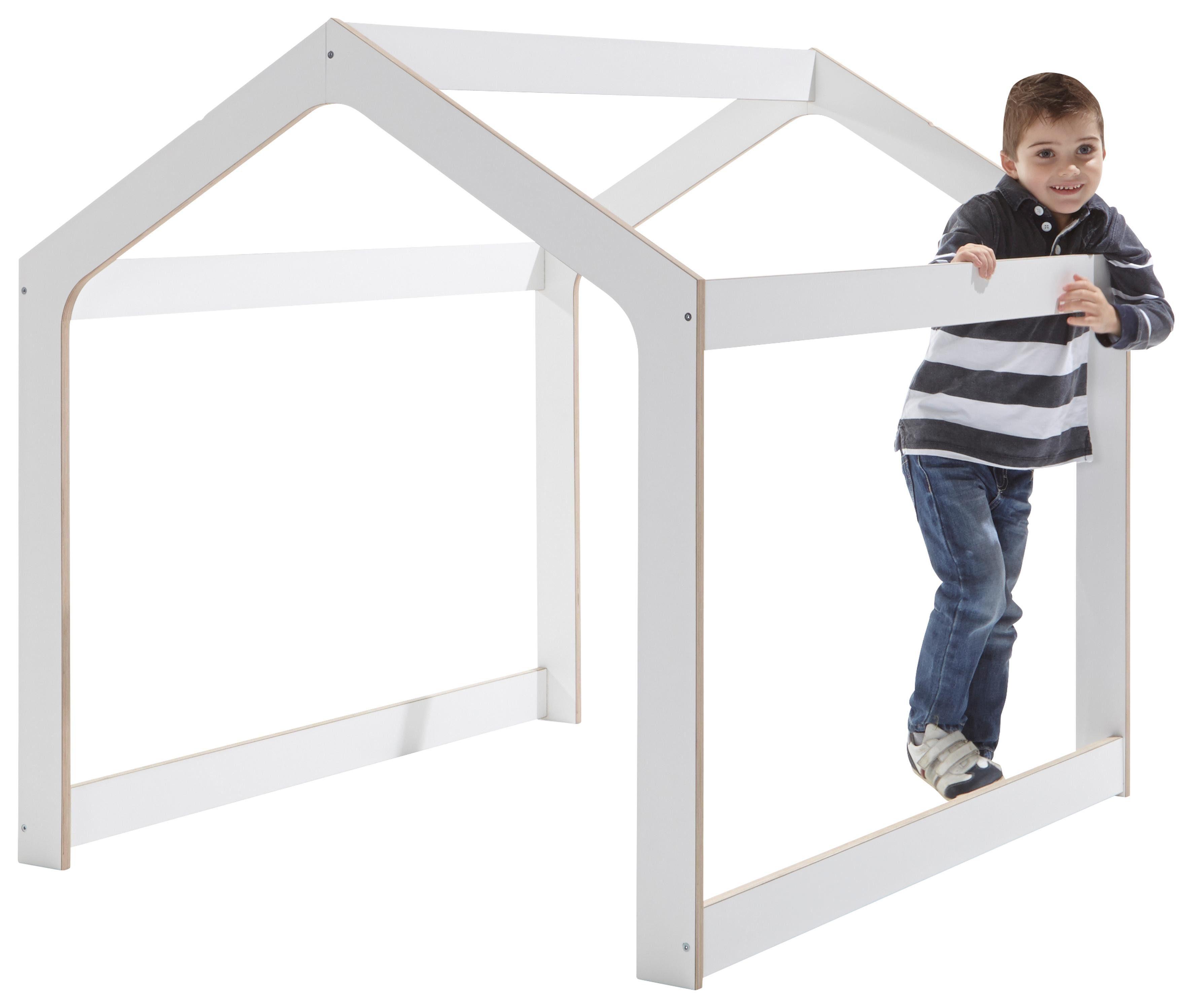 müller möbelwerkstätten® Kinderspielhaus »PLAYHOUSE« aus hochwertigem Birkenschichtholz