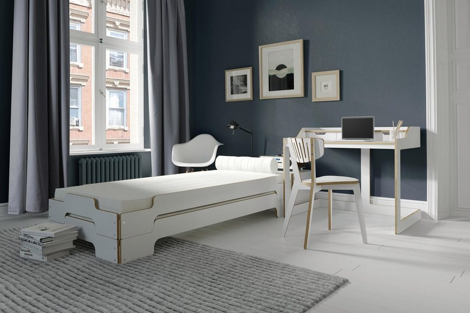 m ller m belwerkst tten design liege stapelliege normalh he designklassiker seit 1966 online. Black Bedroom Furniture Sets. Home Design Ideas