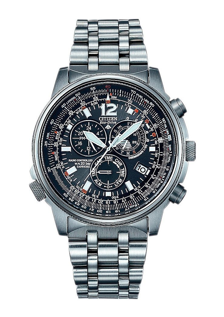 Citizen Funkchronograph »AS4020-52E«