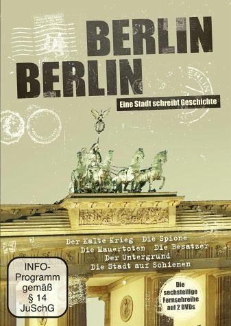 DVD »Berlin Berlin - Eine Stadt schreibt Geschichte...«