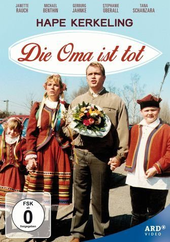 DVD »Die Oma ist tot«
