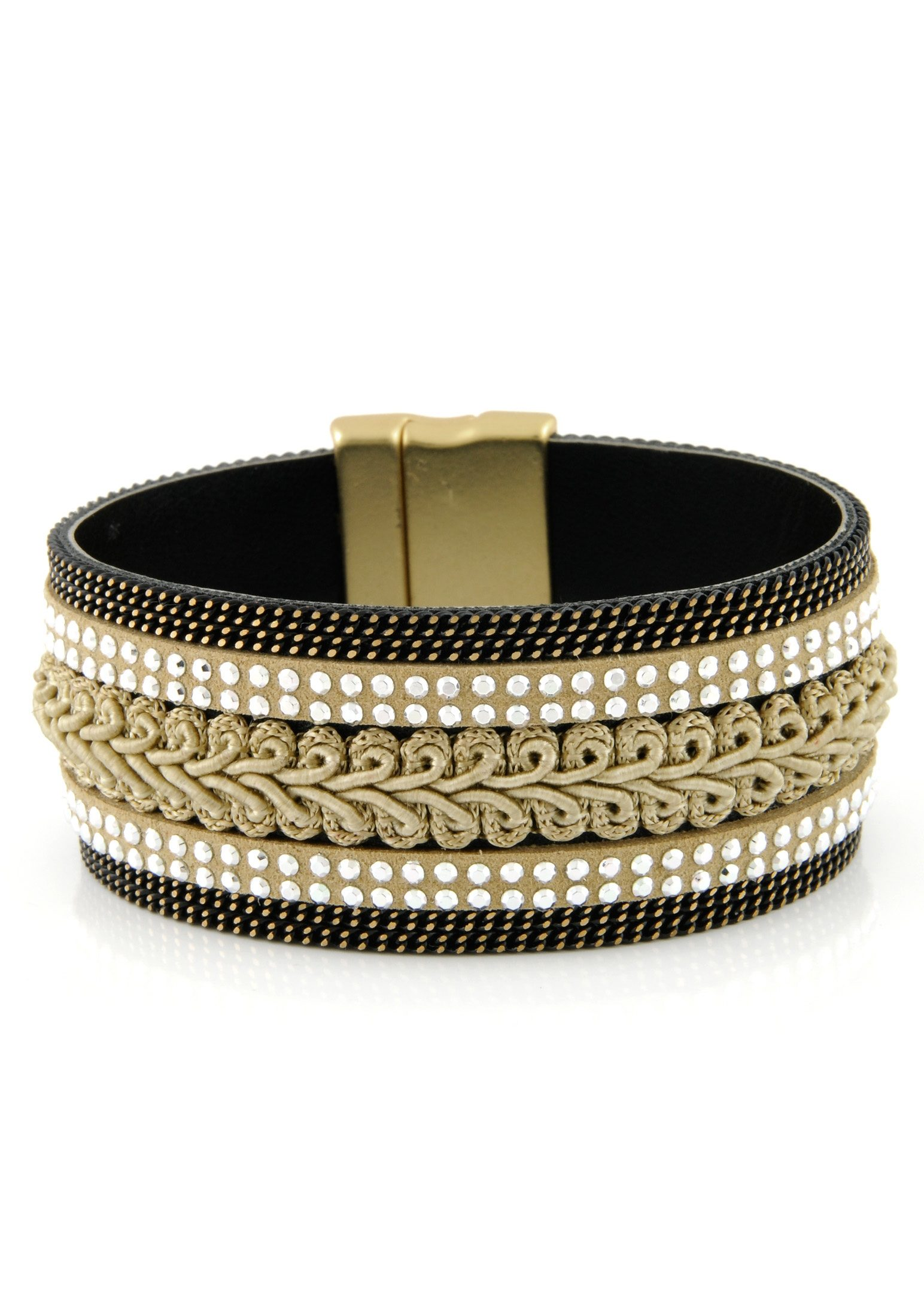 Lizas Armband mit Steinen