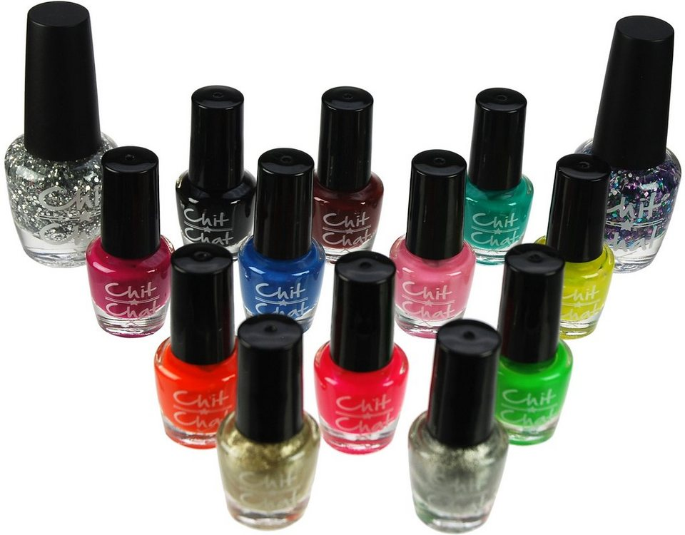 »Mini Nail Bar«, Nagellack-Set