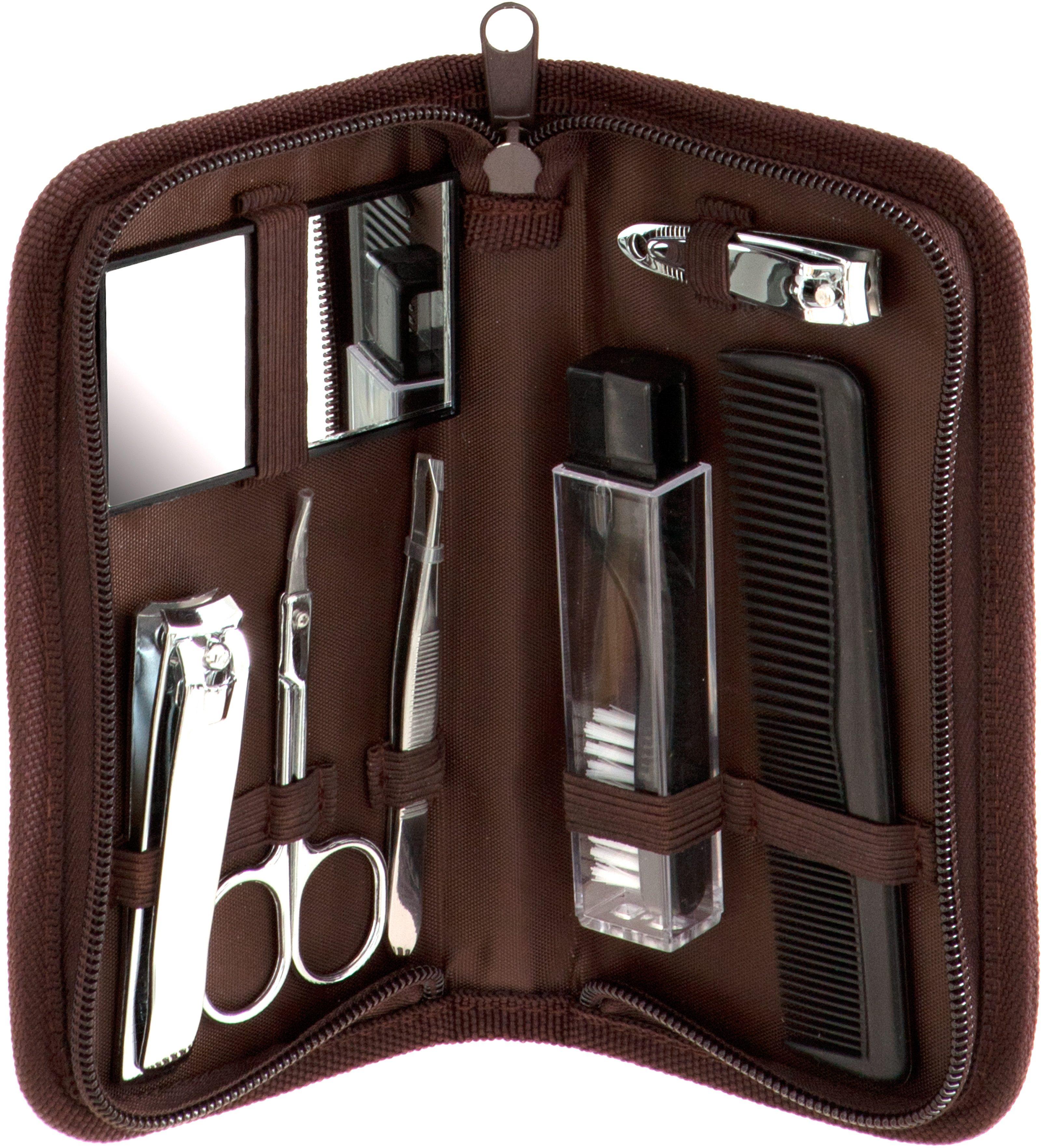 »Man'Stuff Handy Manicure Set«, Maniküre-Etui