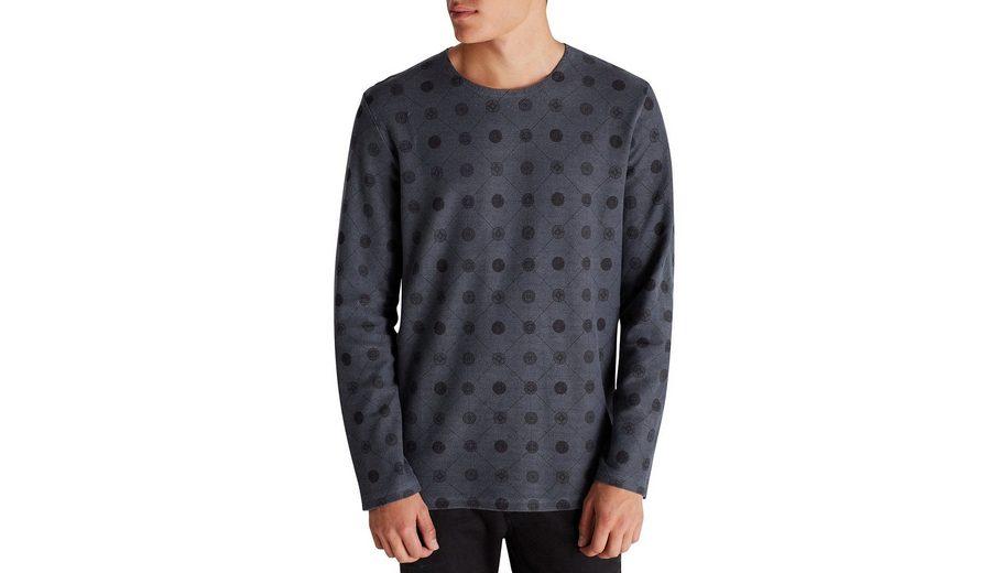 Jack & Jones Gemustertes Sweatshirt Billige Usa Händler L3wWKbE1s