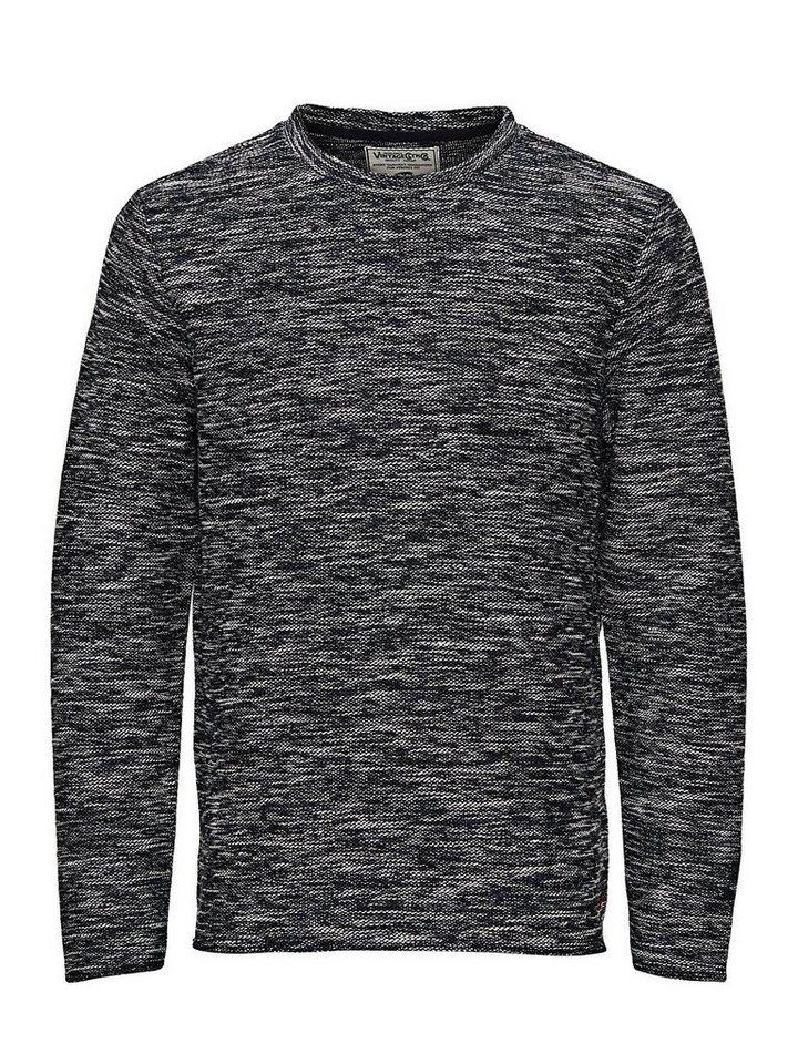 Jack & Jones Klassisches Regular-Fit- Sweatshirt in Total Eclipse