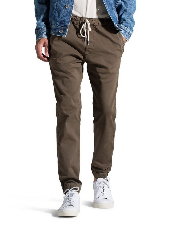 Jack & Jones Olive Night Chino in Olive Night