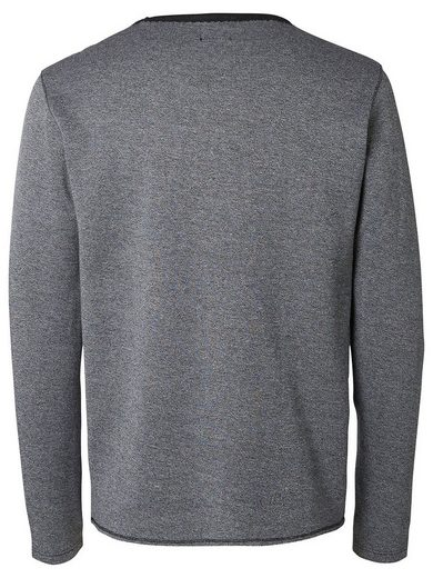 Selected Crew-Neck- Pullover