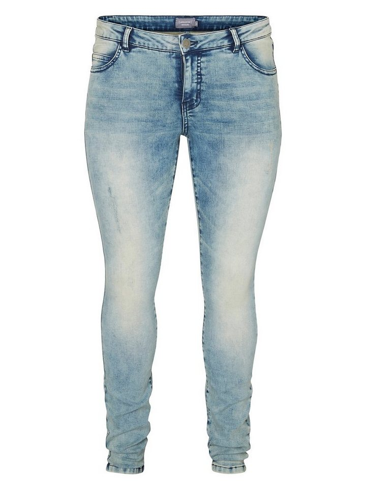JUNAROSE JRFOUR Jeans in Medium Blue Denim