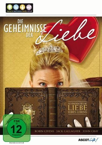 DVD »Die Geheimnisse der Liebe - Wie Sie die Liebe...«