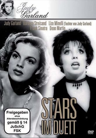DVD »Judy Garland - Stars im Duett«