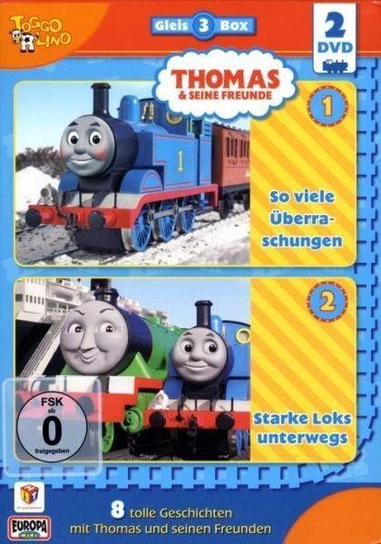 DVD »03/2er Dvd Schuber Thomas«
