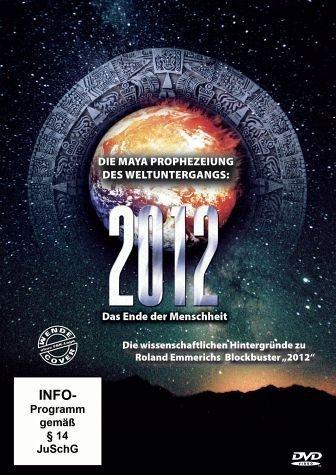 DVD »2012 - Das Ende der Menschheit«