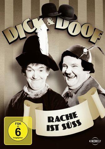 DVD »Dick & Doof - Rache ist süß«