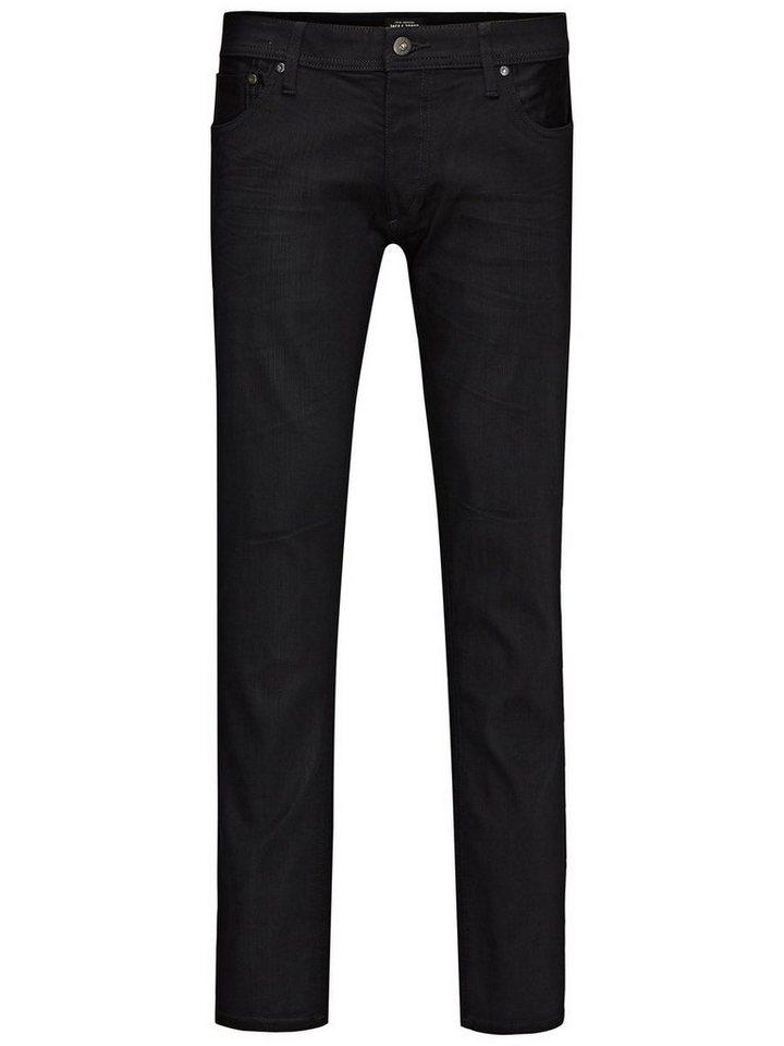 Jack & Jones Tim Original GE 229 Slim Fit Jeans in Blue Denim